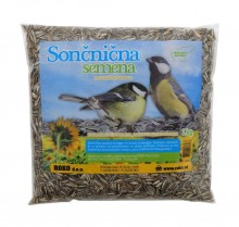 Striped sunflower seeds for birds 1kg