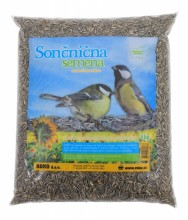 Striped sunflower seeds for birds 4kg